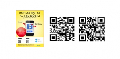 20.000 estudiantes de la UB ven sus notas en una app