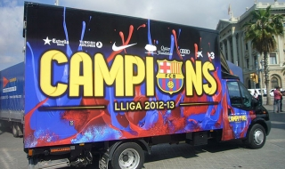 El Barça gana la Liga