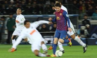 Messi: Pichichi y Bota de Oro por tercera vez