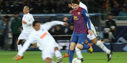 Messi gana el premio Goal 50