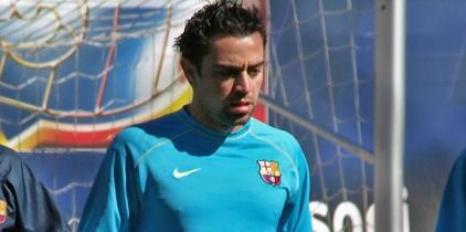 Xavi Hernández es el jugador con más trofeos del fútbol español