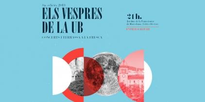Todo listo para la octava edición de Els Vespres de la UB