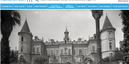 La memoria de Barcelona a través de una app