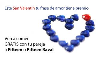 Celebra San Valentín con nosotros