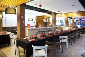 Un restaurant ideal per a grups