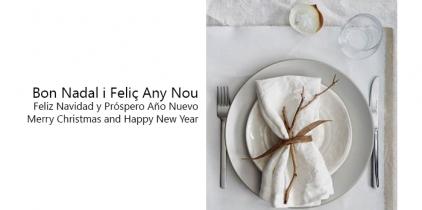 Fifteen os desea Felices Fiestas