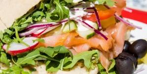"""Nuestro bocadillo especial de diciembre: el """"kebab"""""""
